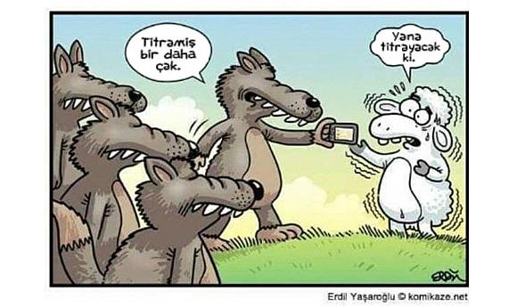 Карикатура на азербайджанском языке